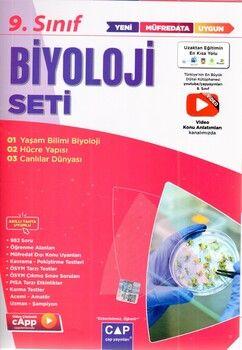 Çap Yayınları 9. Sınıf Biyoloji Anadolu Seti