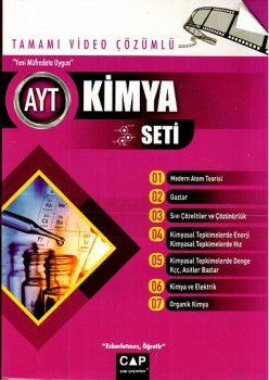 Çap Yayınları AYT Kimya Seti