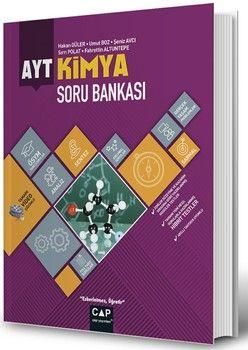Çap Yayınları AYT Kimya Soru Bankası