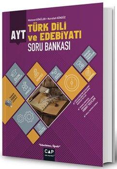 Çap Yayınları AYT Türk Dili ve Edebiyatı Soru Bankası