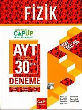 Çap Yayınları AYT Fizik 30 x 14 Up Deneme