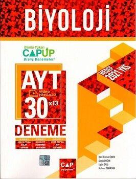 Çap Yayınları AYT Biyoloji 30 x 13 Up Deneme