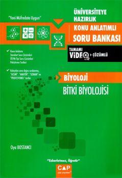 Çap Yayınları Üniversiteye Hazırlık Biyoloji Bitki Biyolojisi Konu Anlatımlı Soru Bankası