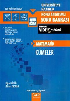 Çap Yayınları Üniversiteye Hazırlık Matematik Kümeler Konu Anlatımlı Soru Bankası