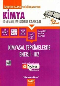 Çap Yayınları Üniversiteye Hazırlık Kimyasal Tepkimelerde Enerji Hız