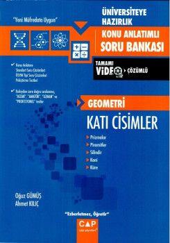 Çap Yayınları Üniversiteye Hazırlık Geometri Katı Cisimler