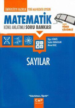 Çap Yayınları Üniversiteye Hazırlık Matematik Sayılar