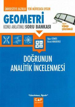 Çap Yayınları  Doğrunun Analitik İncelenmesi