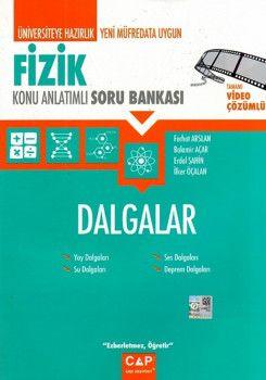 Çap Yayınları Fizik Dalgalar Konu Anlatımlı Soru Bankası