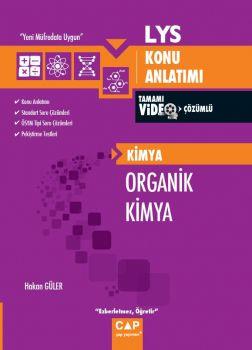 Çap Yayınları LYS Organik Kimya Konu Anlatımlı