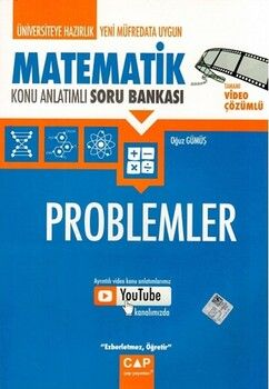 Çap Yayınları Matematik Problemler