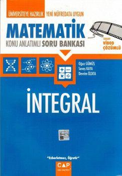 Çap Yayınları Matematik İntegral Konu Anlatımlı Soru Bankası