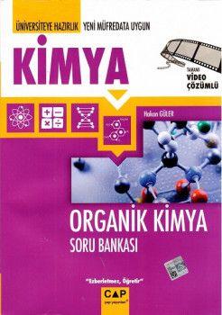 Çap Yayınları Organik Kimya Soru Bankası