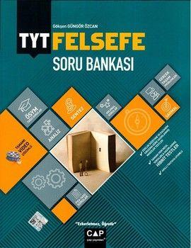 Çap Yayınları TYT Felsefe Soru Bankası