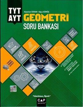 Çap Yayınları TYT AYT Geometri Soru Bankası