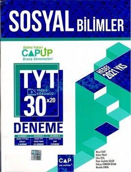 Çap Yayınları TYT Sosyal Bilimler 30 x 20 Up Deneme