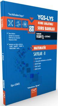Çap Yayınları YGS LYS Matematik Sayılar II Konu Anlatımlı Soru Bankası