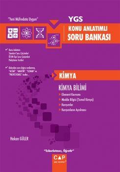 Çap Yayınları YGS Kimya Konu Anlatımlı Soru Bankası