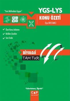 Çap Yayınları YGS LYS Biyoloji Tam Tur Konu Özeti