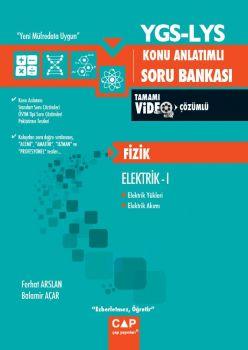 Çap Yayınları YGS LYS Fizik Elektrik 1 Konu Anlatımlı Soru Bankası