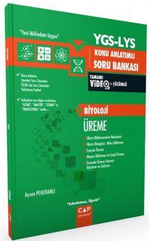 Çap Yayınları YGS LYS Biyoloji Üreme Konu Anlatımlı Soru Bankası