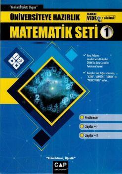 Çap Yayınları YGS Matematik Seti 1