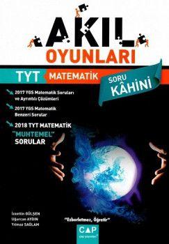 Çap Yayınları YKS 1. Oturum TYTAkıl Oyunları Matematik Soru Bankası