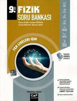 Çap Yayınları9. Sınıf Fizik Fen Soru Bankası