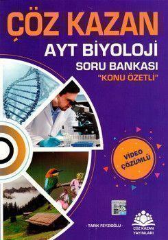 Çöz Kazan AYT Biyoloji Konu Özetli Soru Bankası