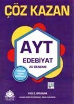 Çöz Kazan AYT Edebiyat 20 Deneme