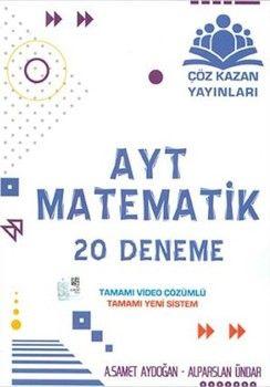 Çöz Kazan AYT Matematik 20 Deneme