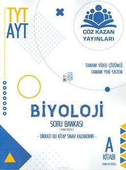 Çöz Kazan TYT AYT Biyoloji Soru Bankası A Kitabı