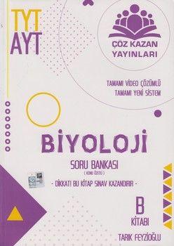 Çöz Kazan TYT AYT Biyoloji Soru Bankası B Kitabı