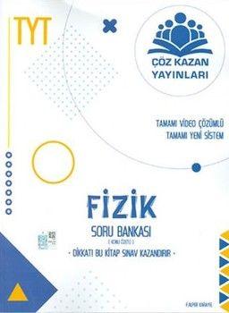 Çöz Kazan TYT Fizik Konu Özetli Soru Bankası