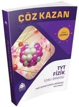Çöz Kazan TYT Fizik Soru Bankası