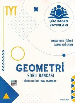 Çöz Kazan TYT Geometri Tamamı Video Çözümlü Soru Bankası
