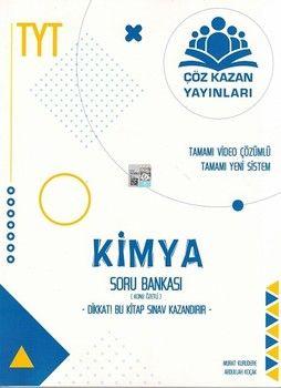 Çöz Kazan TYT Kimya Konu Özetli Soru Bankası