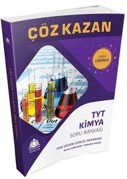Çöz Kazan TYT Kimya Soru Bankası
