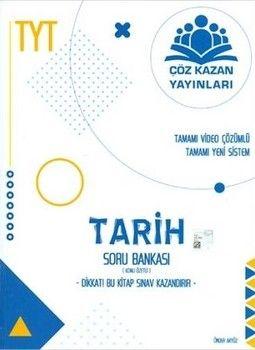 Çöz Kazan TYT Tarih Konu Özetli Soru Bankası