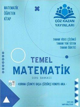 Çöz Kazan TYT Temel Matematik Soru Bankası