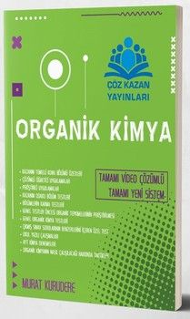 Çöz Kazan Yayınları Organik Kimya Soru Bankası