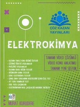 Çöz Kazan Yayınları AYT Elektrokimya Konu Anlatım