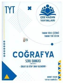Çöz Kazan Yayınları TYT Coğrafya Soru Bankası