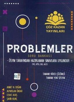 Çöz Kazan Yayınları Problemler Soru Bankası