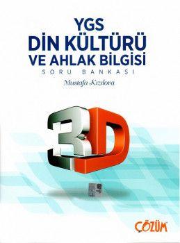 Çözüm Yayınları YGS 3D Din Kültürü ve Ahlak Bilgisi Soru Bankası