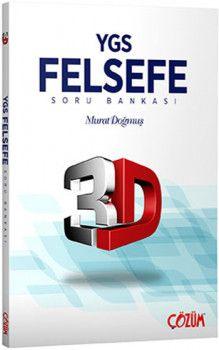 Çözüm Yayınları YGS 3D Felsefe Soru Bankası