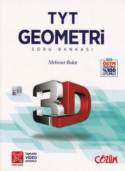 Çözüm Yayınları TYT Geometri Soru Bankası