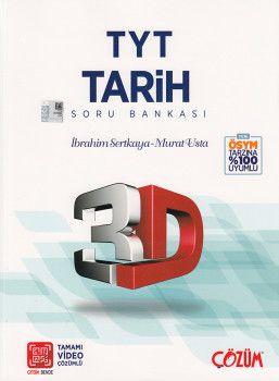 Çözüm Yayınları TYT Tarih Soru Bankası