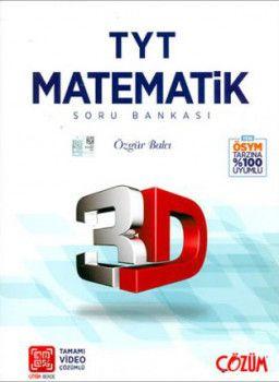 Çözüm Yayınları TYT Matematik Soru Bankası