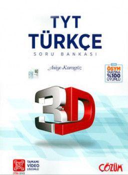 Çözüm Yayınları TYT Türkçe Soru Bankası